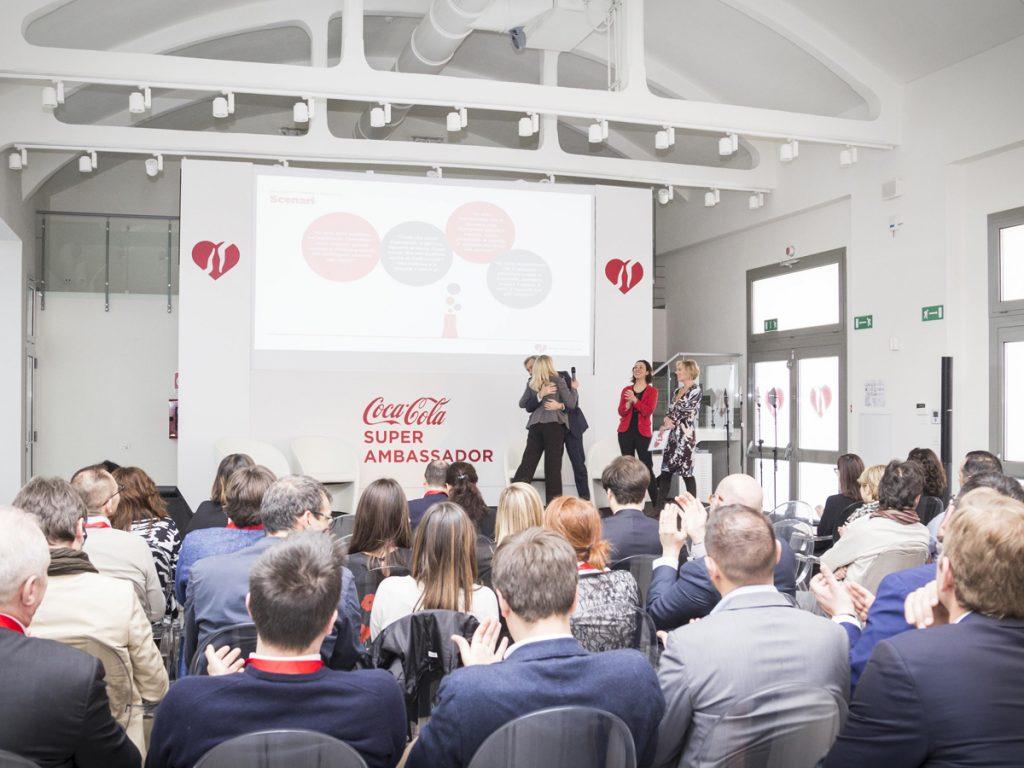 coca cola event